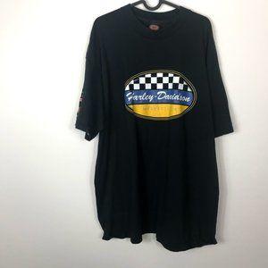 Harley Davidson Black XXL Shirt Puerto Rico